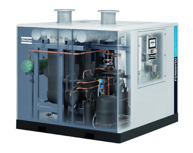 FD 4000 VSDRefrigerant dryervariable speed drive